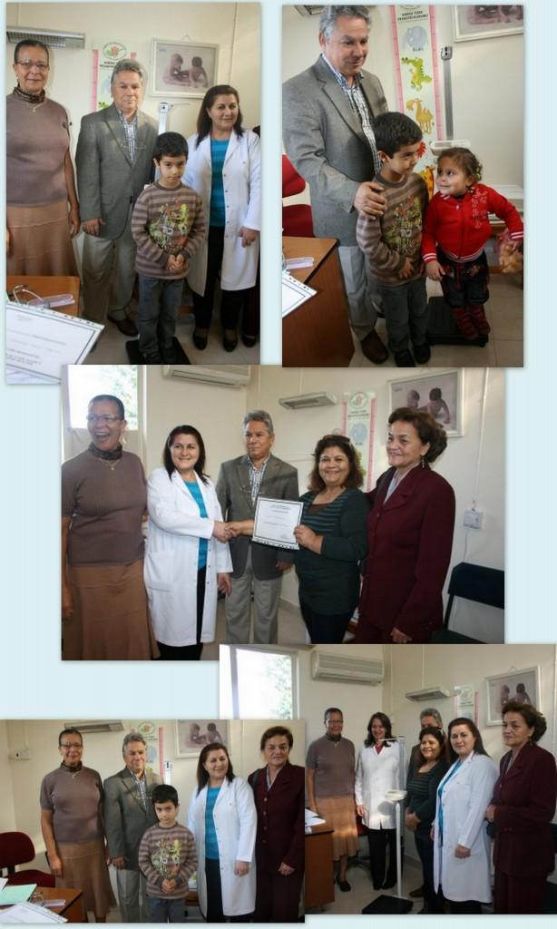 ATA donates to Lapta Medical Centre